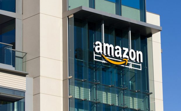 an Amazon building that works with non profits and other organizations
