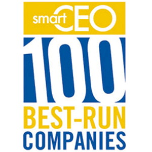 Smart CEO 100 Best-Run Companies