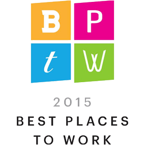 BPtW Best Places to Work 2015