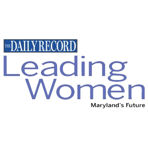 The Daily Record Leading Women Maryland's Future