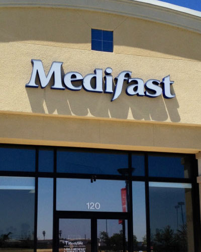Medifast Store Front
