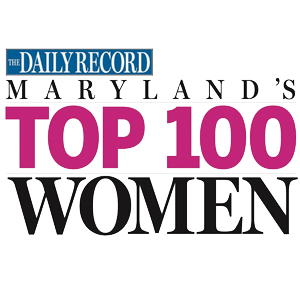 The Daily Record Maryland's Top 100 Women