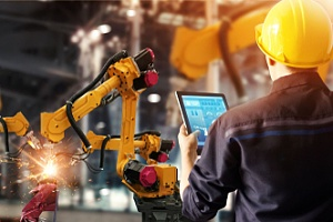 manufacturing and distribution it strategy in motion