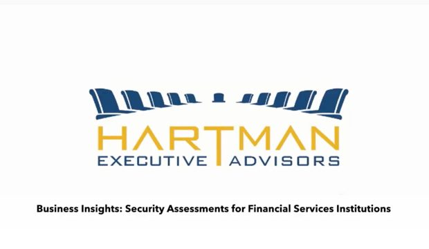 Business Insights: Security Assessments for Financial Services Institutions video