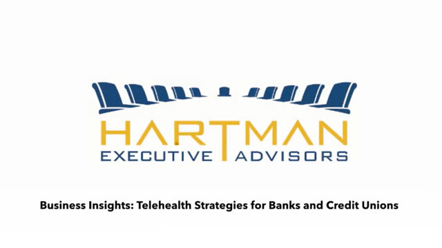 Business Insights: Telehealth Strategies For Banking Video
