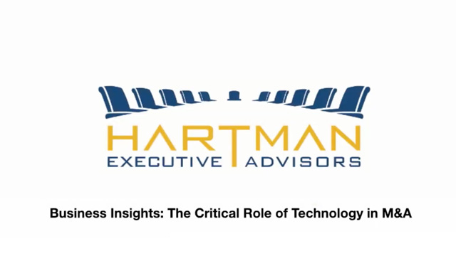 Business Insights: The Critical Role of Technology in M&A Video