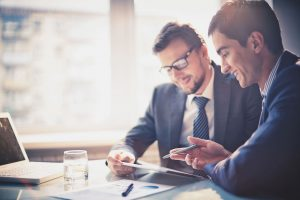 business strategy consultants can manage changes efficiently