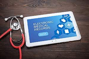 HIPAA Compliant Telehealth Softwares integrated EHR system