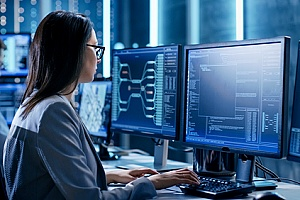 an employee who has received proper cyber training to prevent attacks