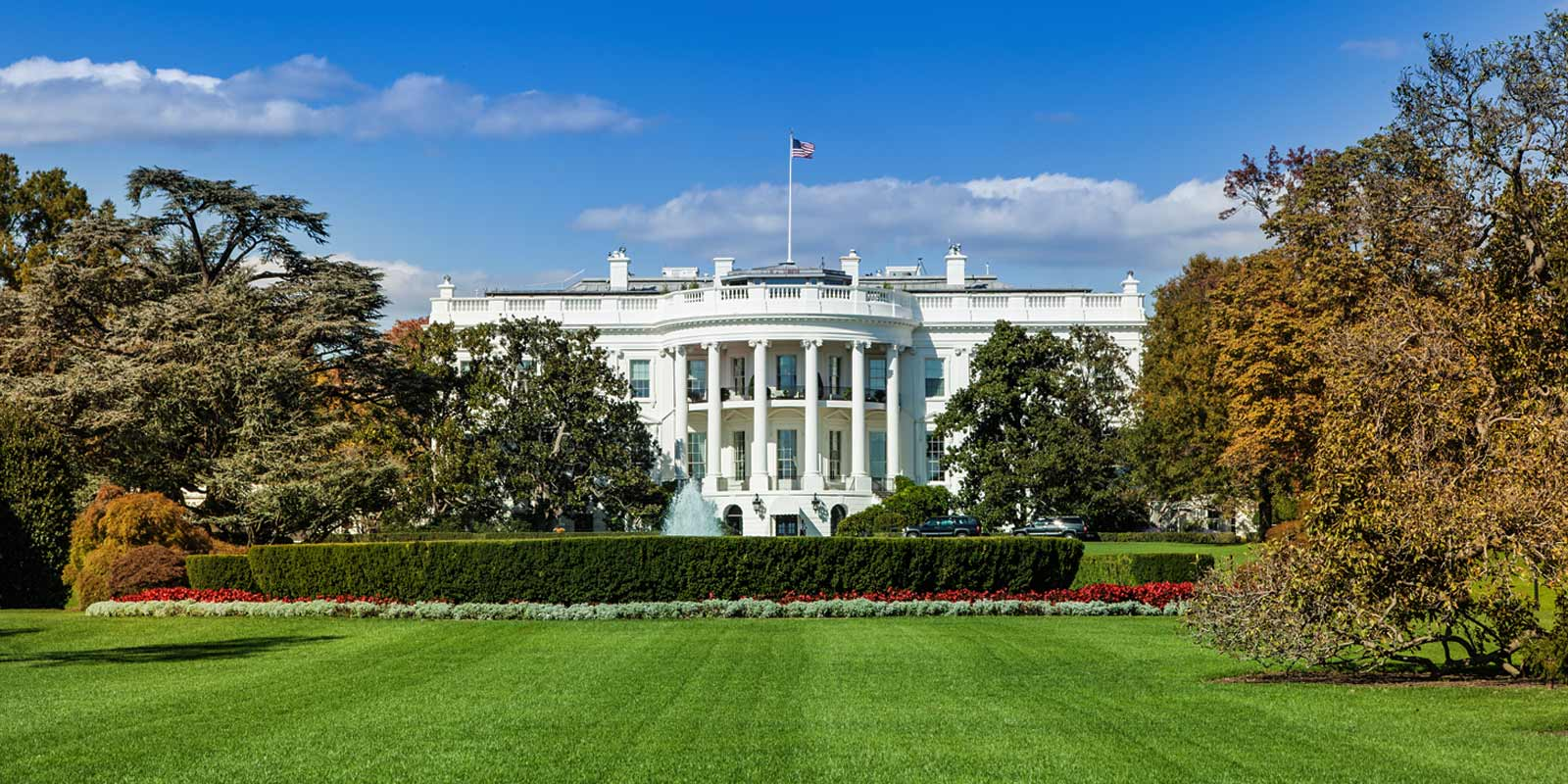 the White House in Washington, DC, where the President signed the HIPAA Safe Harbor Bill (H.R. 7898)