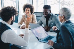 Team selecting an Interim Executive Professional for a Business