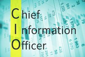 Acronym CIO as Chief information officer. A CIO plays a vital role in merger and acquisition planning