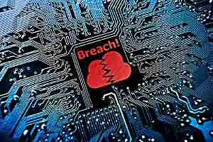Data breach concept. Cybersecurity awareness training should not end at onboarding