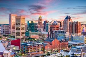 Baltimore Maryland Community where Hartman Advisors support