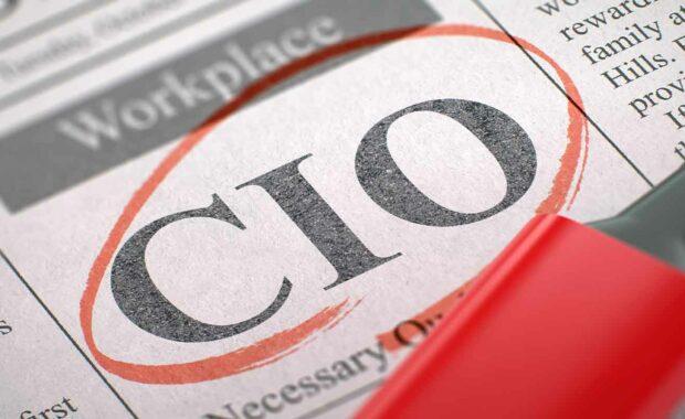 cio circled in paper