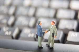 business deal happening for a cio