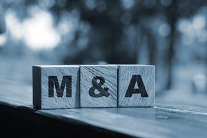 post merger bank integration concept