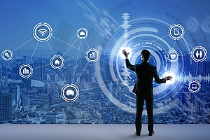 an interim CIO driving innovation for his new organization