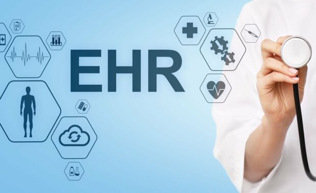 electronic health record medical automation system medicine Internet concept
