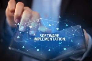 software implementation digital concept