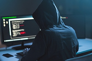 a cybercriminal attempting to hack an organization that has an incident response plan